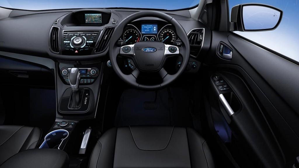 2015 Ford Kuga İç Görünüm