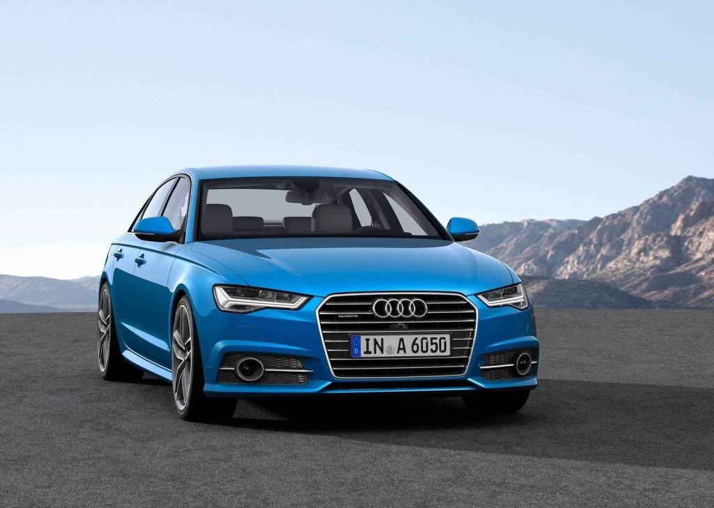 2015 Model Audi A6