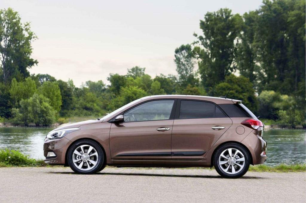 2015 Model Hyundai i20 Özellikler