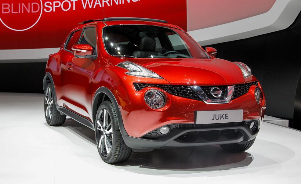 2015 Model Nissan Juke