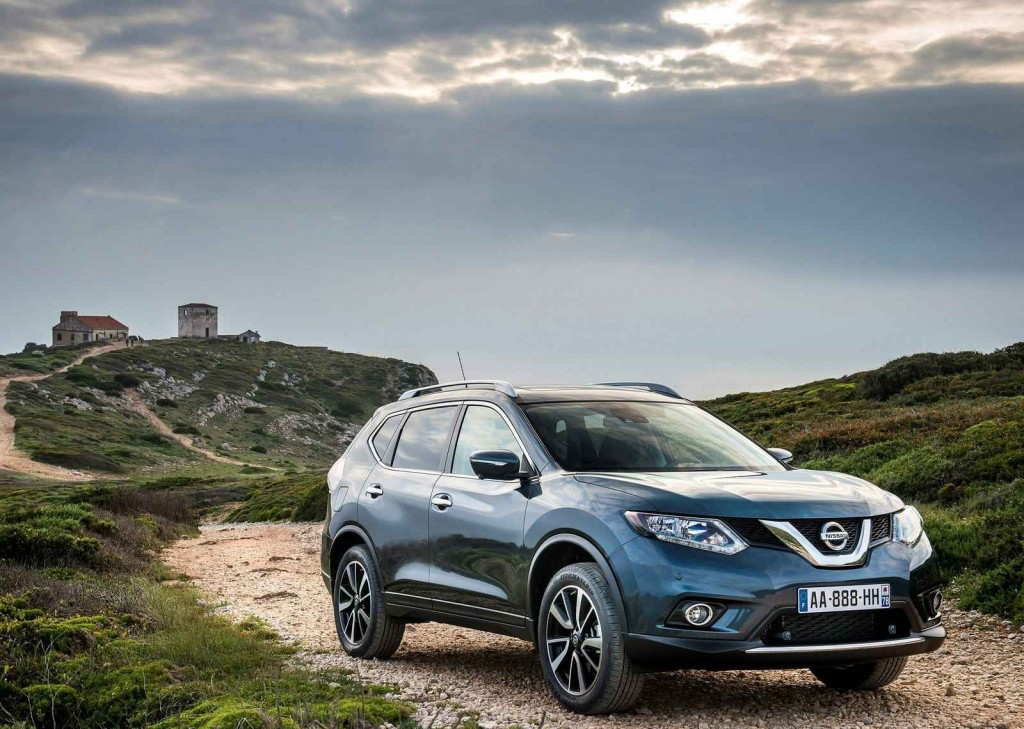 2015 Model Nissan X Trail
