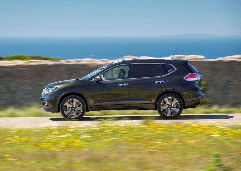 2015 Nissan X Trail Renk Seçenekleri