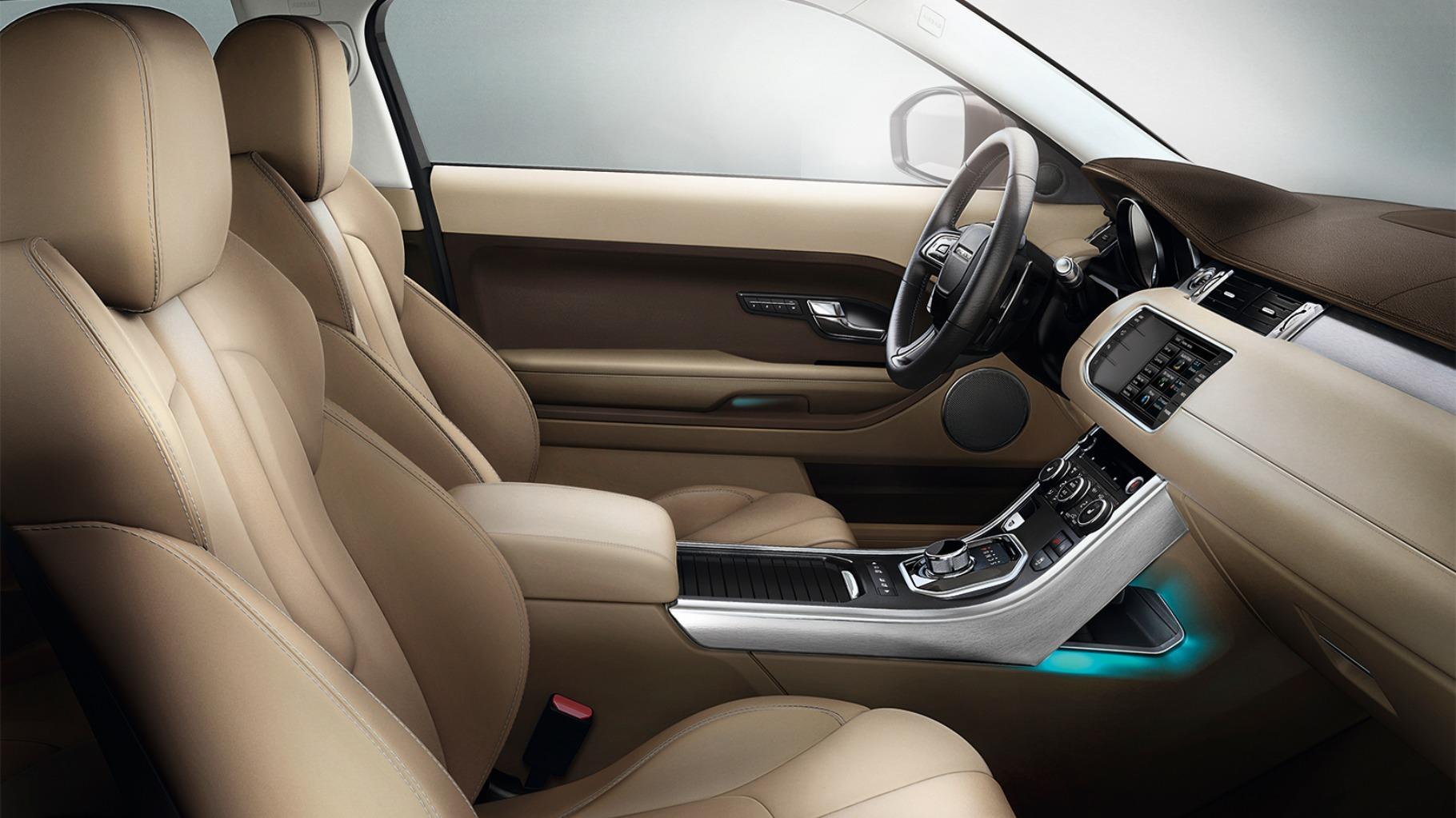 2015 Range Rover Evoque İç Görünüm