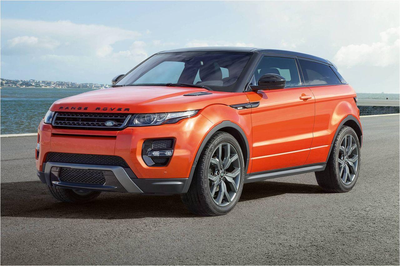 2015 Range Rover Evoque Renk Seçenekleri