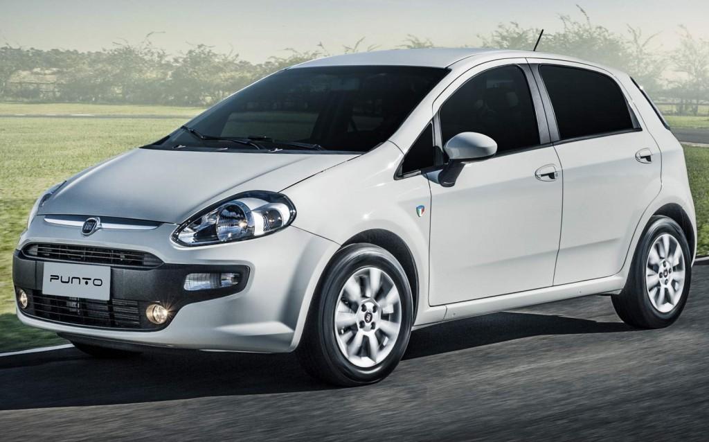 B Segmenti Araç Fiat Punto