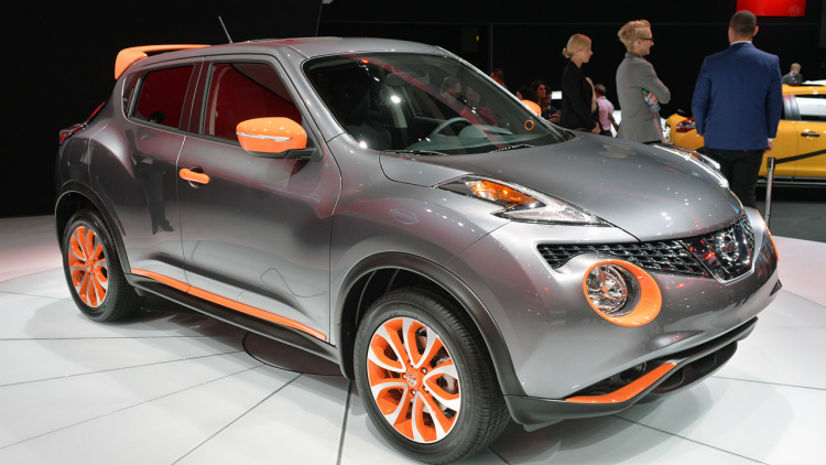 Crossover Segmenti Nissan Juke