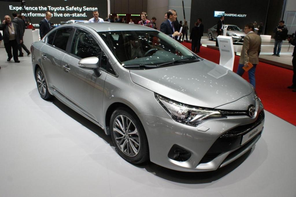 D Segmenti Araç Toyota Avensis