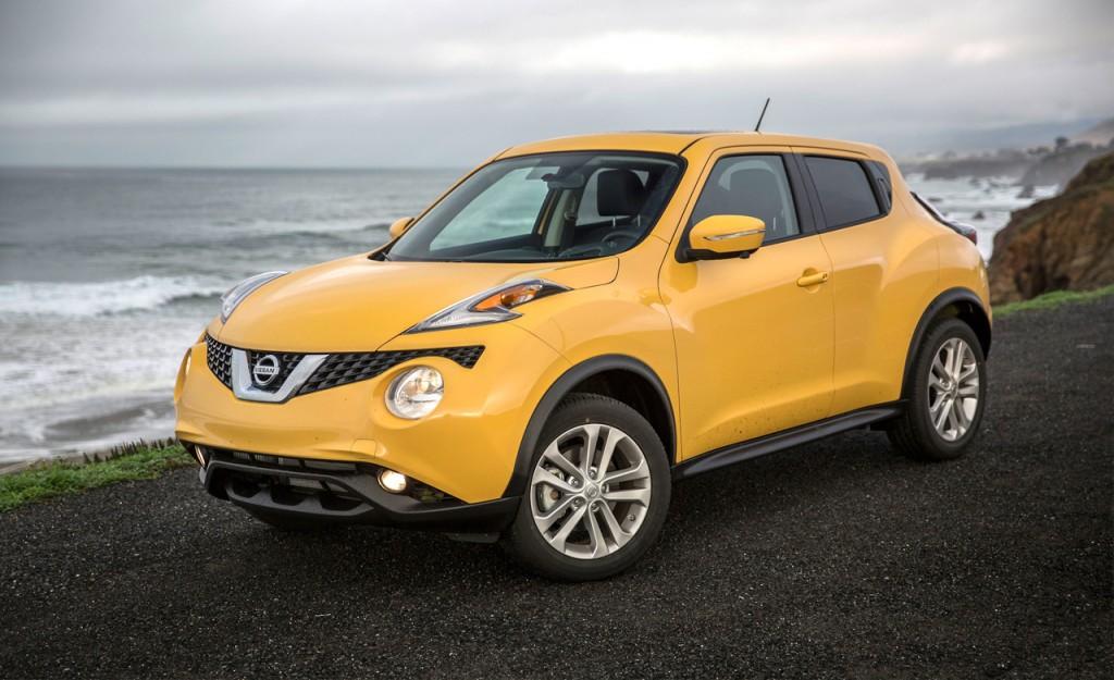 Nissan Juke Renk Seçenekleri