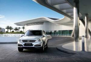 SUV Segmenti 2015 SsangYong Rexton