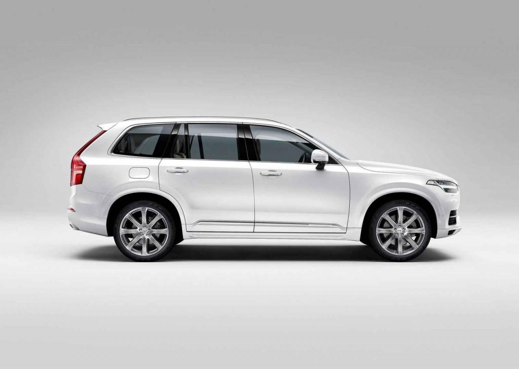 SUV Segmenti Volvo XC90