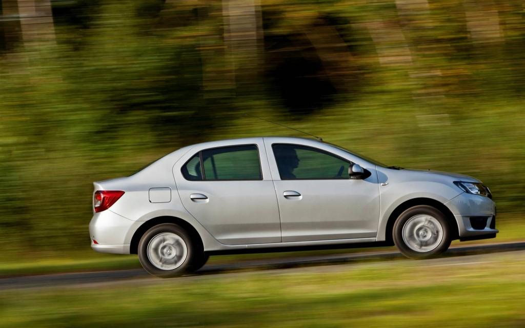 Yenilenen 2015 Dacia Logan