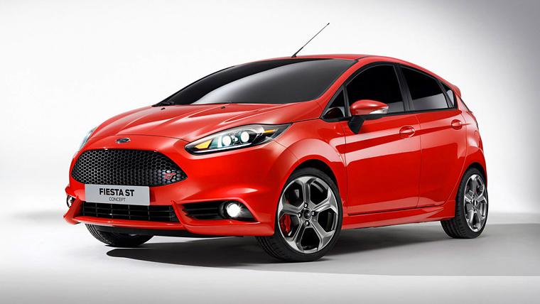 2015 Ford Fiesta Renk Seçenekleri
