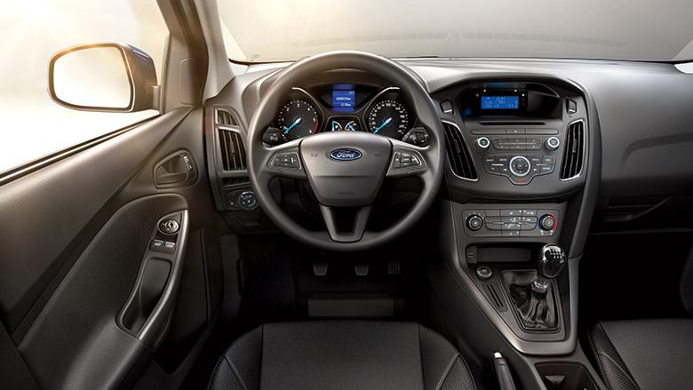2015 Ford Mondeo İç Tasarım