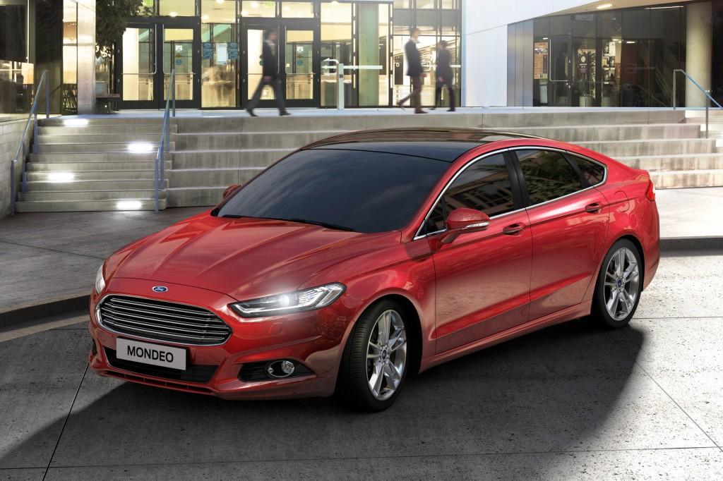 2015 Ford Mondeo Renk Seçenekleri