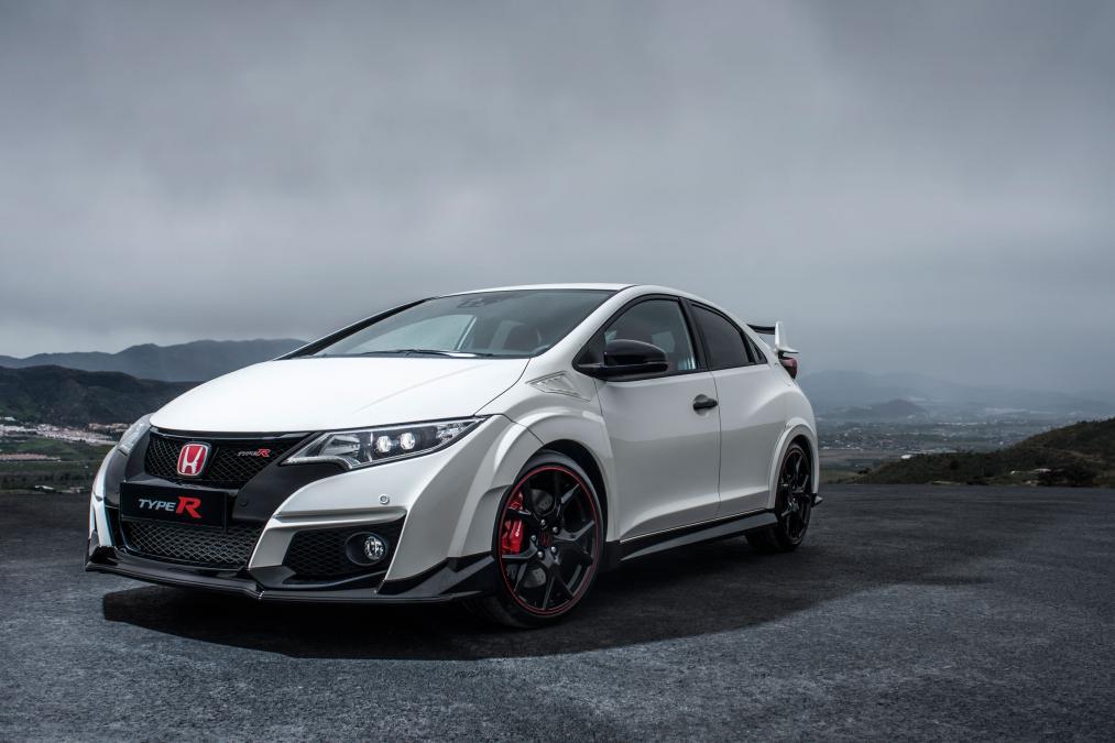 2015 Honda Civic Type-R Özellikleri