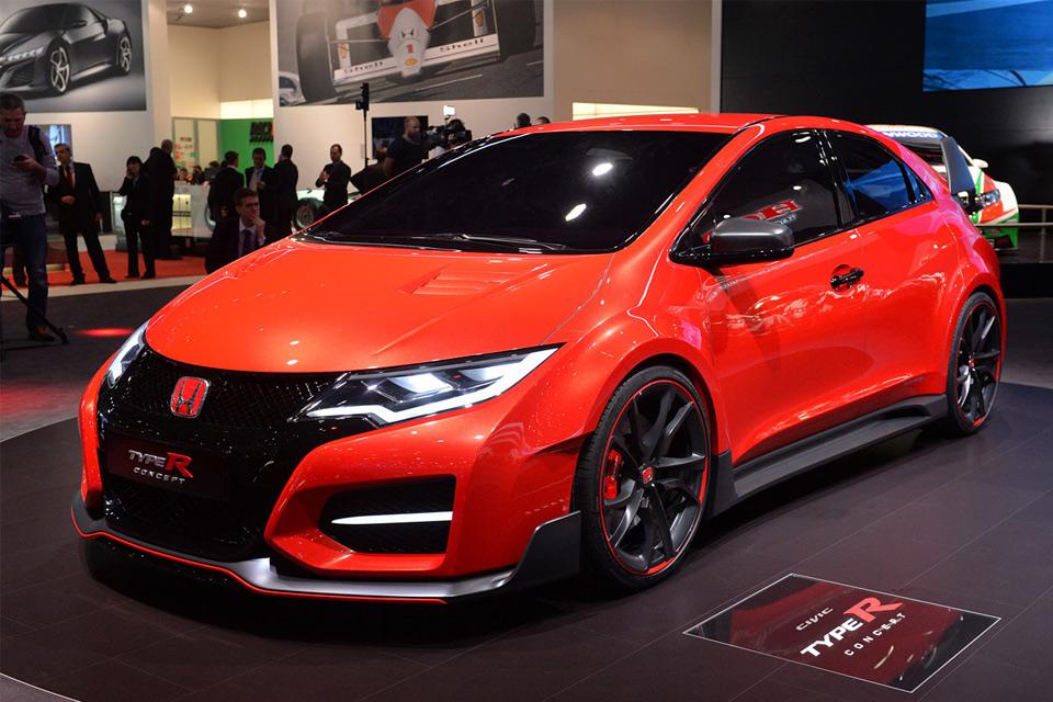 2015 Honda Civic Type-R Renk Seçenekleri