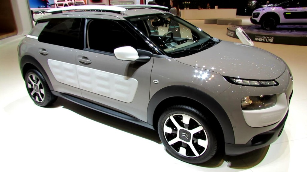 2015 Model Citroen C4 Cactus