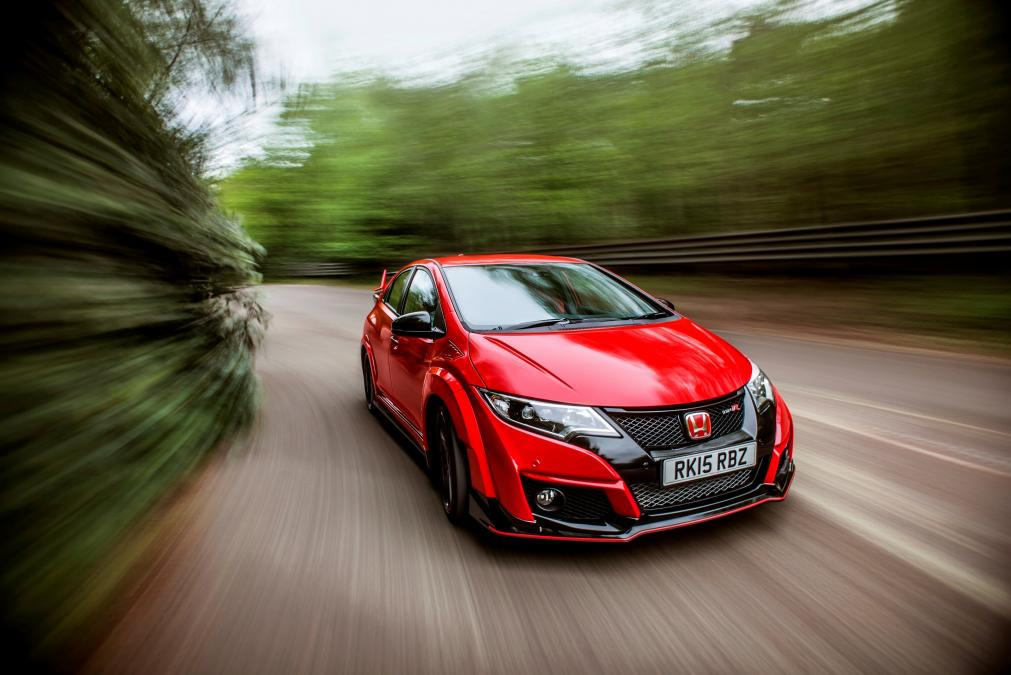 2015 Model Honda Civic Type-R