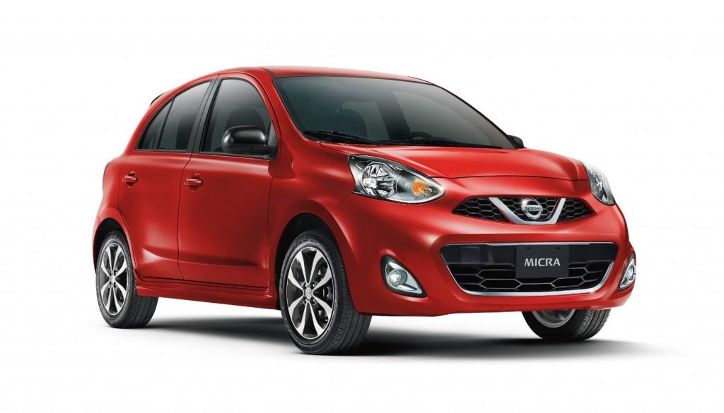 2015 Model Nissan Micra