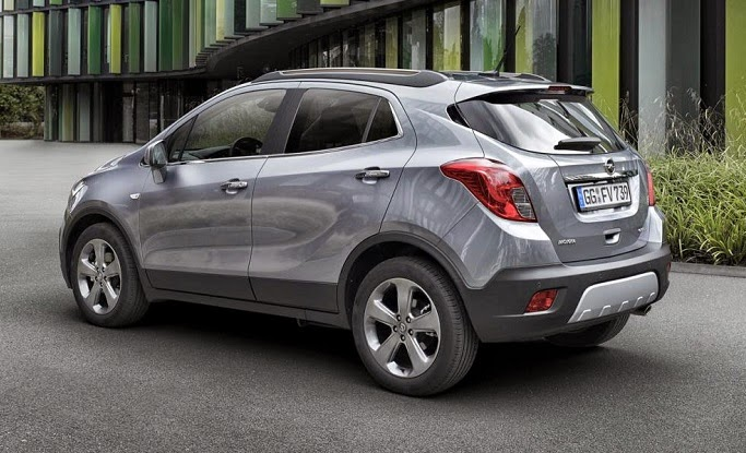 2015 Model Opel Mokka