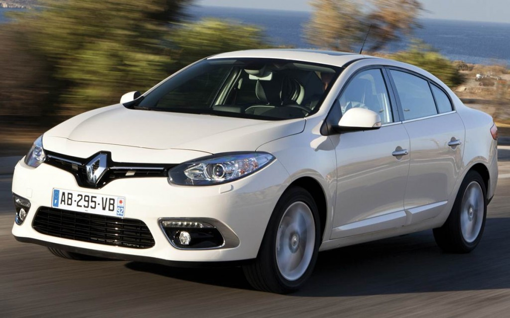 2015 Model Renault Fluence