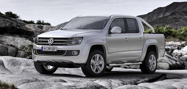 2015 Pick-Up Volkswagen Amarok