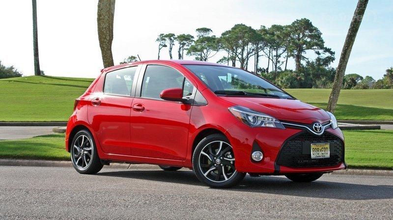2015 Toyota Yaris Fiyatları