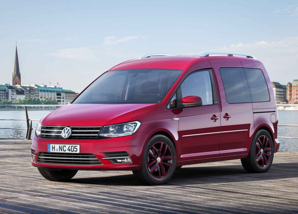 2015 Volkswagen Caddy Renk Seçenekleri