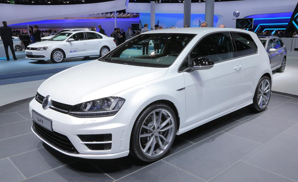 2015 Volkswagen Golf R Fiyatları