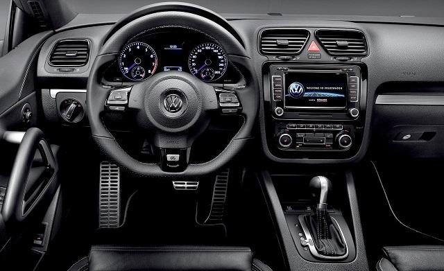 2015 Volkswagen Scirocco İç Tasarım