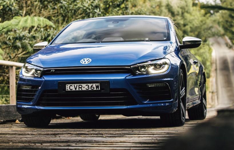 2015 Volkswagen Scirocco Renk Seçenekleri