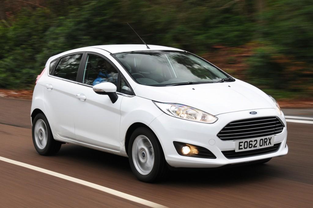 B Segmenti Araç Ford Fiesta