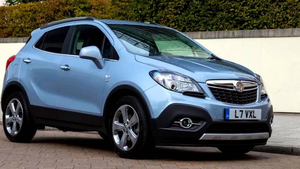 Crossover Opel Mokka