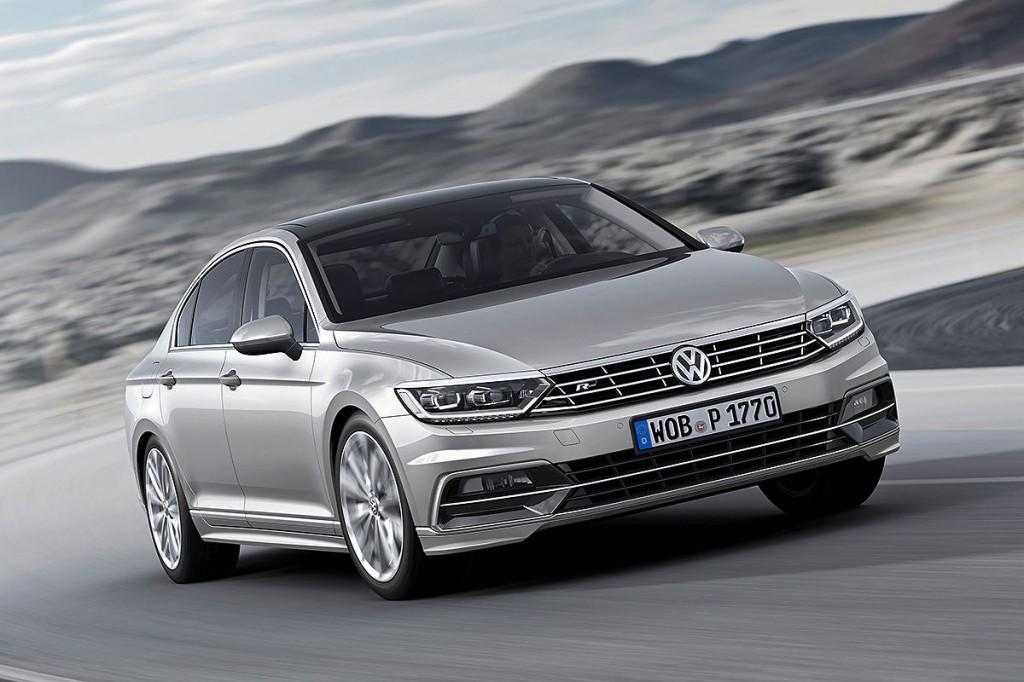 2015 Model Volkswagen Passat
