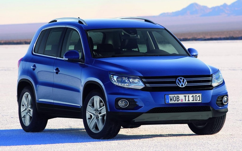 2015 Volkswagen TiguanRenk Seçenekleri