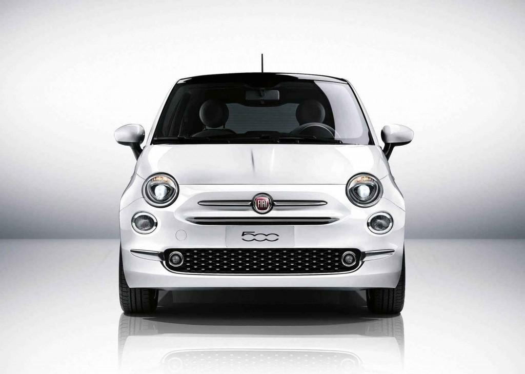2016 Fiat 500 Renk Seçenekleri