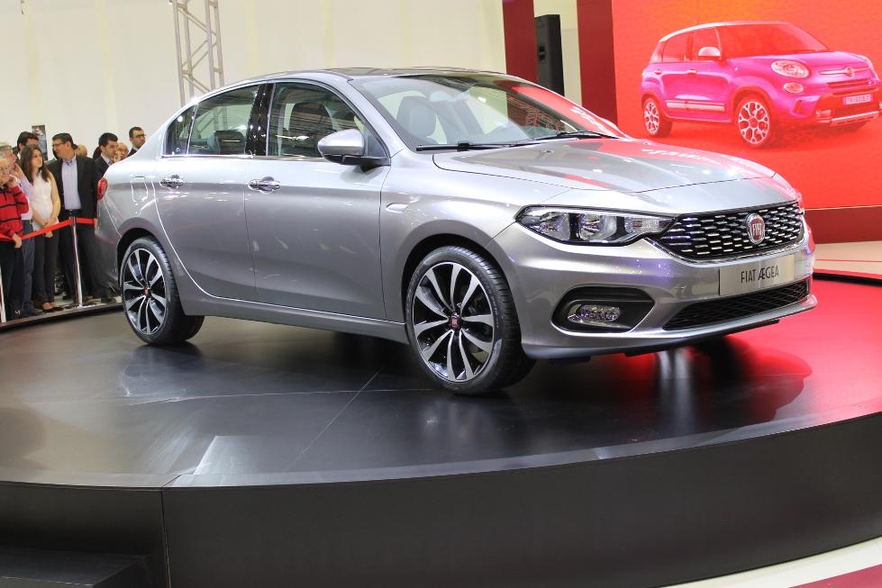 Fiat'tan Yeni Otomobil