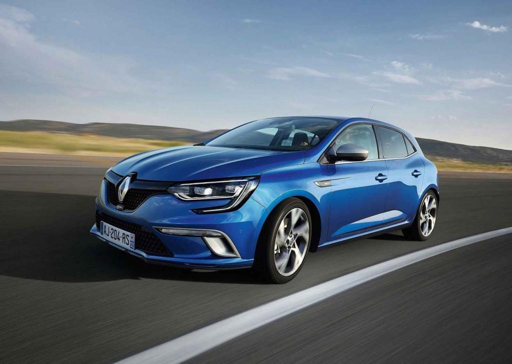 Renault Megane 4 Renk Seçenekleri