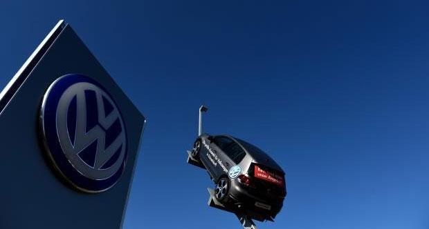 Volkswagen Zor Günler Geçiriyor