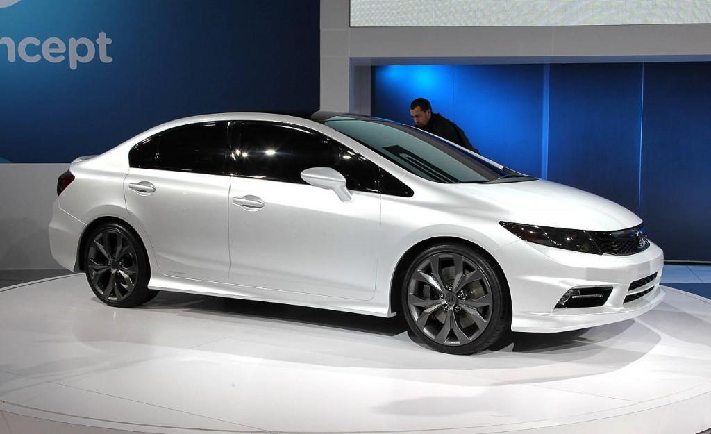 Yenilenen 2015 Honda Civic
