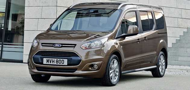 2015 Ford Connect Kampanya
