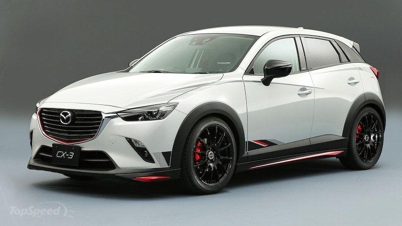 2015 Mazda CX 3 Renk Seçenekleri