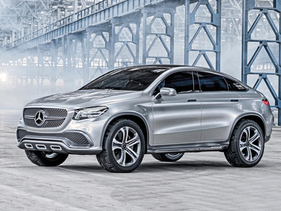 2015 Mercedes GLE Renk Seçenekleri