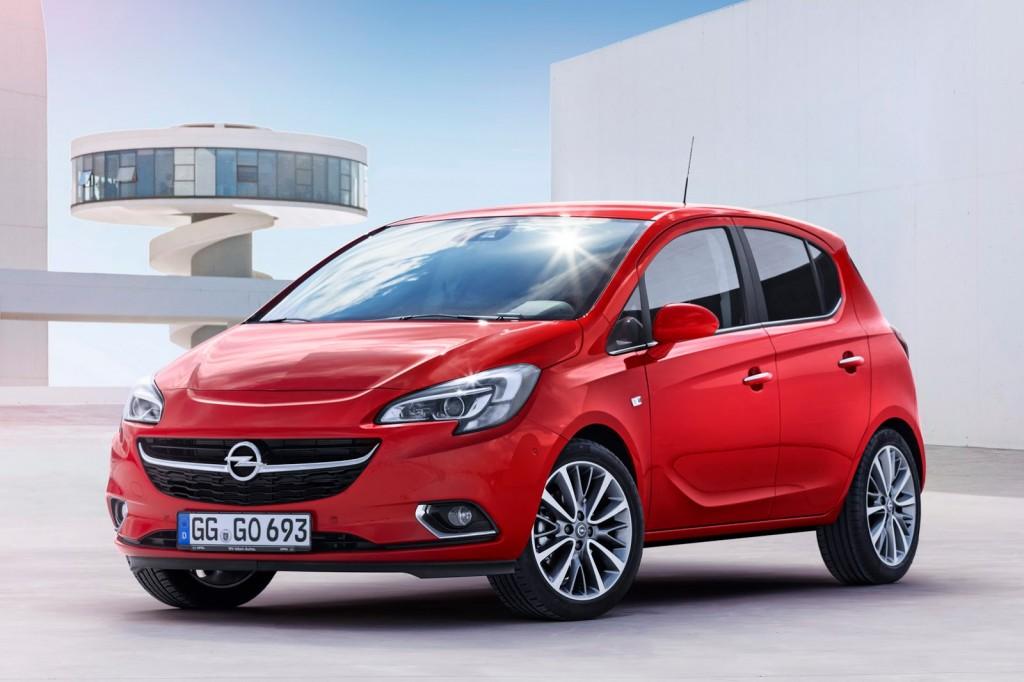 2015 Opel Corsa Avantajları