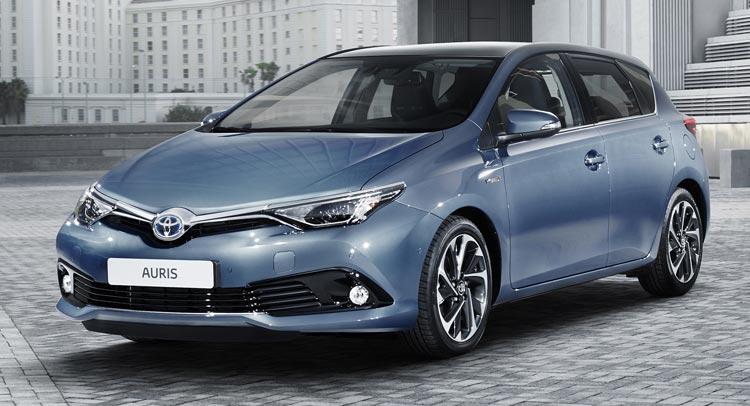 2015 Toyota Auris Fıyatları