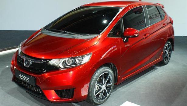 2016 Honda Jazz Renk Seçenekleri