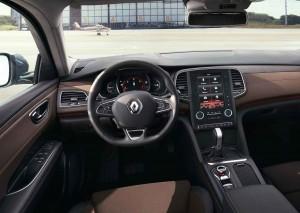 2016 Renault Talisman İç Tasarım