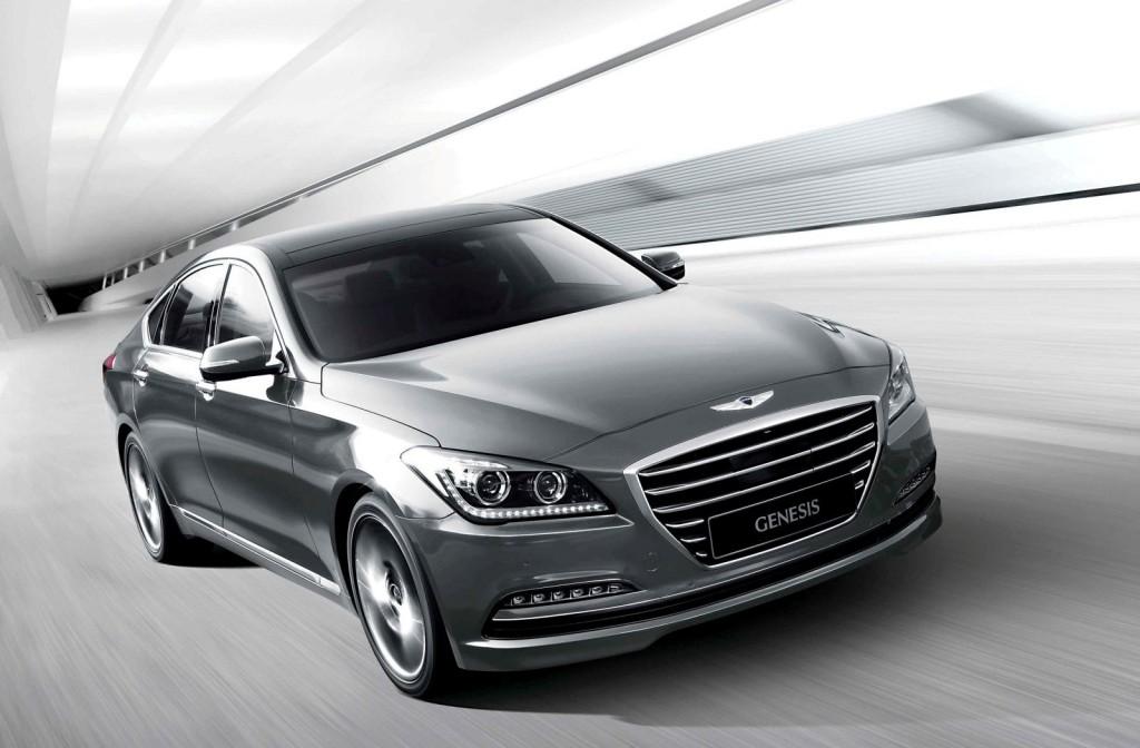 3. Nesil Hyundai Genesis