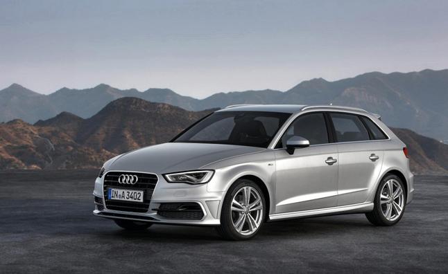 2015 Model Audi A3