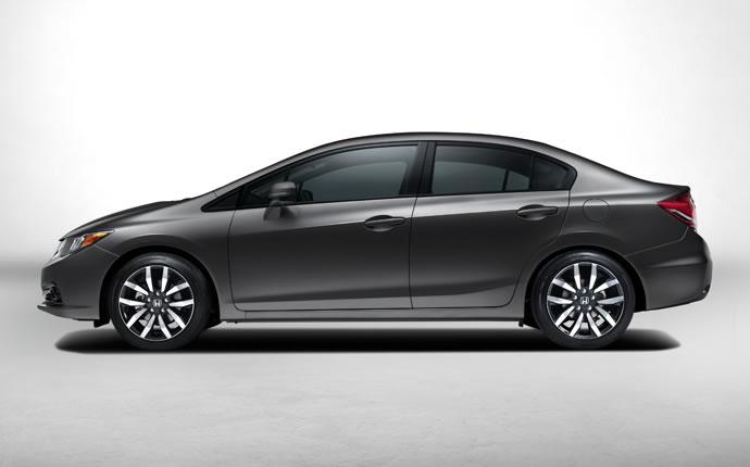 2015 Model Honda Civic Sedan